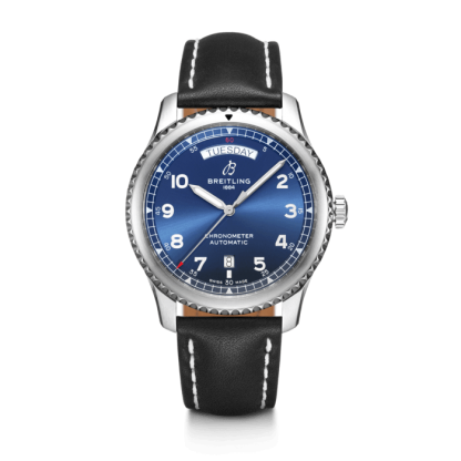 Used Breitling Navitimer 8 Automatic Day & Date 41 Steel Blue