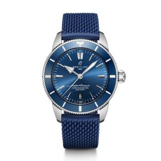 Used Breitling Superocean Héritage II B20 Automatic 44 Steel Blue
