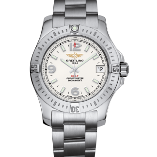 best cheap Breitling Colt 36 Steel Silver