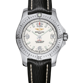 best replica Breitling Colt 36 Steel Silver