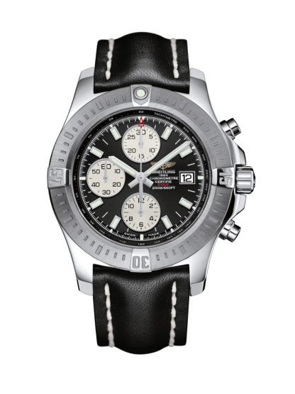 best replica Breitling Colt Chronograph Automatic Steel Volcano Black