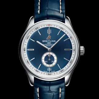 buy replica Breitling Premier Automatic 40 Steel Blue