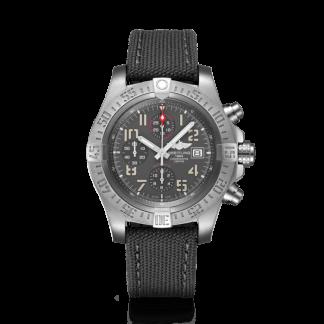 cheap replica Breitling Avenger Bandit Titanium Titanium Gray