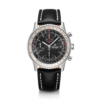 discounted Breitling Navitimer 1 Chronograph 41 Steel Black