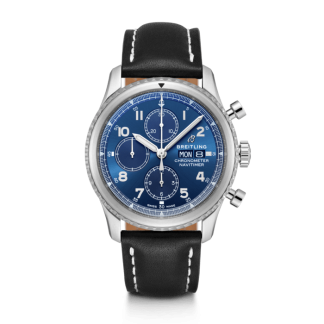 discounted Breitling Navitimer 8 Chronograph 43 Steel Blue