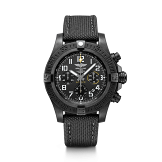 for sale Breitling Avenger Hurricane 45 Volcano Black