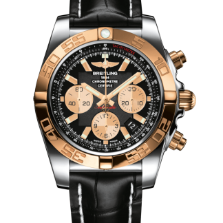 for sale Breitling Chronomat 44 Steel & gold Onyx Black