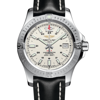 for sale Breitling Colt 41 Automatic Steel Silver
