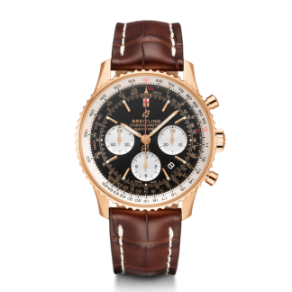 made in china Breitling Navitimer 1 B01 Chronograph 43 Red gold Black