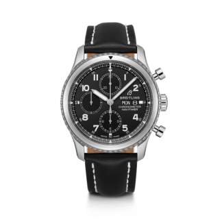 made in china Breitling Navitimer 8 Chronograph 43 Steel Black
