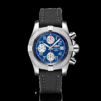 price list Breitling Avenger II Steel Mariner Blue