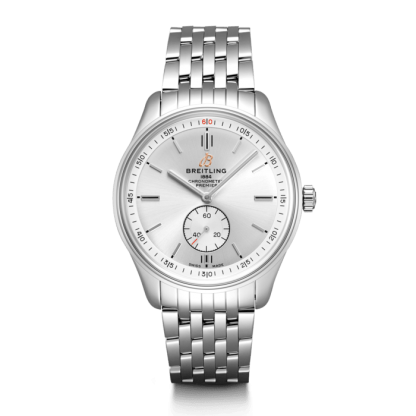 price list Breitling Premier Automatic 40 Steel Silver