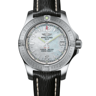 watches replica Breitling Colt Lady Steel Pearl