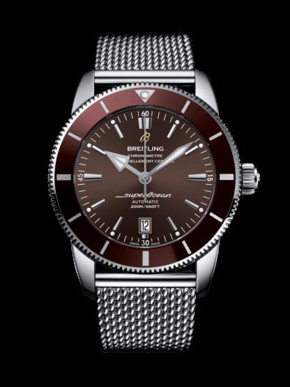 watches replica Breitling Superocean Héritage II 46 Steel Copperhead Bronze